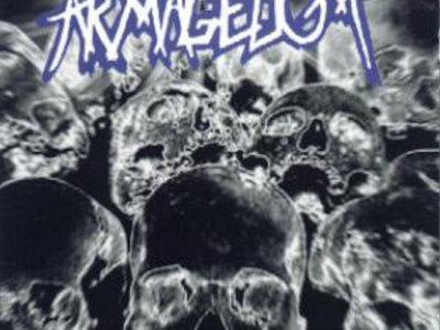 Armagedom – Das Cinzas Ao Inferno... CD main photo