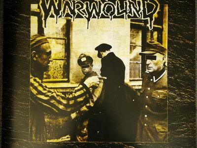 """Warwound - War Crimes 12"""" EP main photo"""