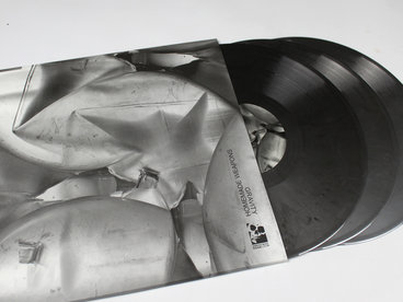 Ltd Edition Repress - Marbled 3x12' in Full Art Sleeve [NOW SHIPPING] main photo