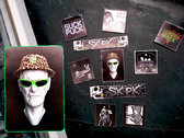 Sticker Suck Puck v.2 (10 stickers) photo