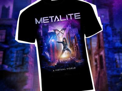 A Virtual World T-shirt main photo