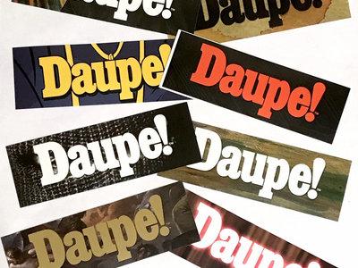 Daupe! sticker pack main photo