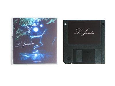"Le Jardin - 3,5"" HD Floppy Disk 1.44MB main photo"