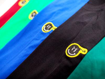 "Custom t-shirts With emboried ""EEE"" logo (Collors v.1) main photo"