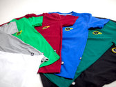 """Custom t-shirts With emboried """"EEE"""" logo (Collors v.1) photo"""