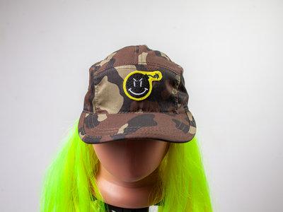 Custom 5 PANEL CAP main photo