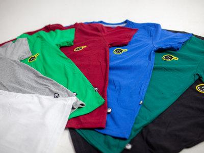 "Custom t-shirts With emboried ""EEE"" logo (Collors v2) main photo"