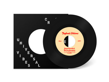 "Limited Edition Black Vinyl 7"" main photo"