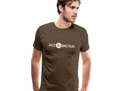 Jazz In Britain - White Logo #2 T-Shirt (Men's) main photo