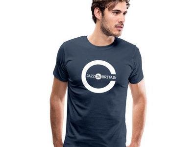 Jazz In Britain - White Logo #3 T-Shirt (Men's) main photo