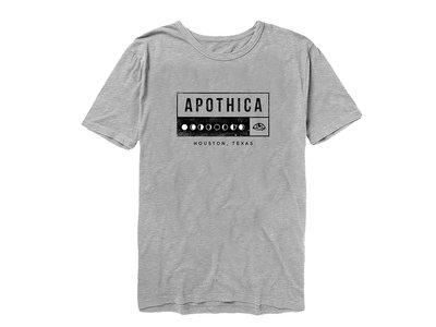 Apothica Dark Moon T-shirt (in Gray) main photo