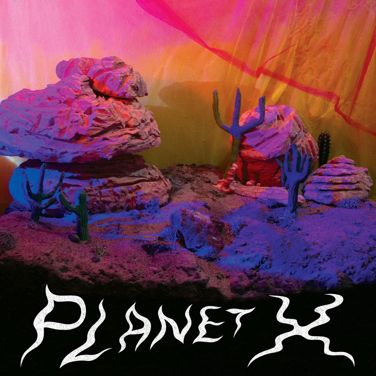 "Red Ribbon, ""Planet X"""