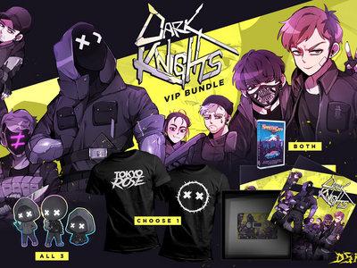 DARK KNIGHTS PRE-SALE VIP BUNDLE main photo