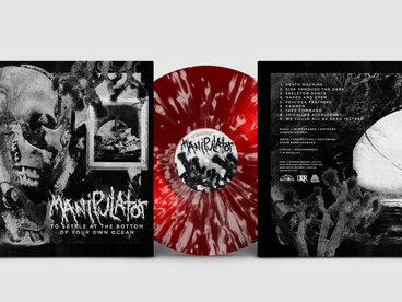 "Limited Edition 12"" Color Splatter Vinyl main photo"