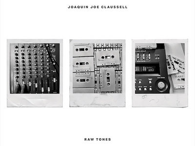Joaquin Joe Claussell 'Raw Tones' Double LP on Rekids this June 26th, 2021. Shipping Begins 6.22.21. Price $30.00 main photo