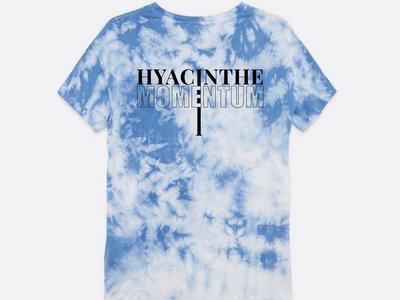 T-shirt Momentum tie & dye bleu main photo