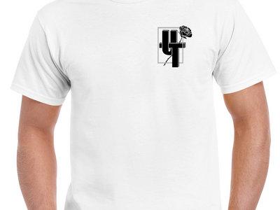 T-shirt UT blanc main photo