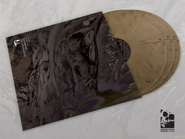 """Limited Edition Marbled 3x12"""" in Full Artwork Sleeve main photo"""