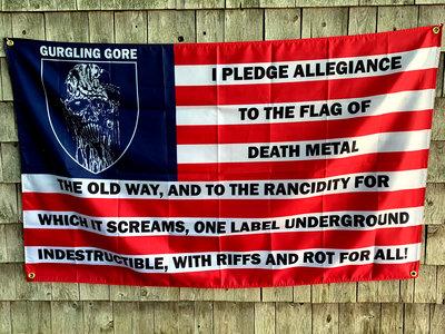 PLEDGE OF ALLEGIANCE FLAG main photo