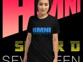 HMNI Blue Logo Unisex Short Sleeve photo