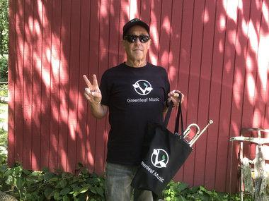 Greenleaf Ultra Cotton 6oz. T-shirt main photo