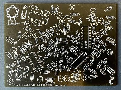 Ciat-Lonbarde Esoterica Chainlock PCB main photo
