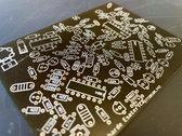 Ciat-Lonbarde Esoterica Chainlock PCB photo