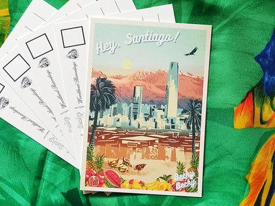 Hey, Santiago! - postcard + download main photo