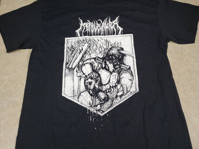 Deep South Terror T-Shirt Morgue Walker main photo