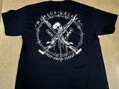 Deep South Terror T-Shirt Morgue Walker photo