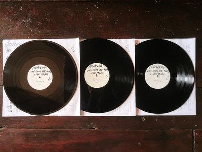 "LORELP04: Eusebeia - The Sun, The Moon + The Truth (3x12"" LP Testpress) main photo"
