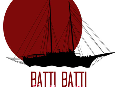 Batti Batti Summer Boat Party White T-shirt main photo