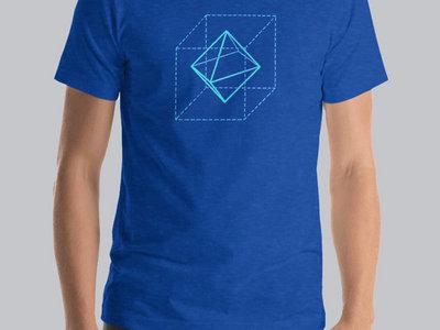 Novaquark Blue T-Shirt main photo