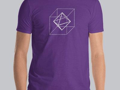Novaquark Purple T-Shirt main photo