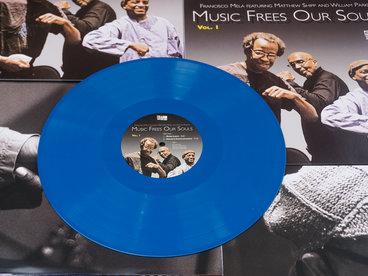 Ltd Ed Blue Vinyl with printed inner sleeve main photo