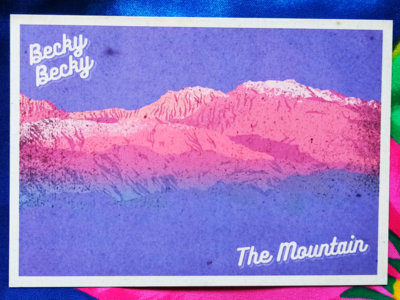 The Mountain - Postcard + 4 Track EP Download main photo