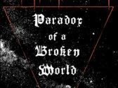 Paradox of a Broken World T-shirt photo