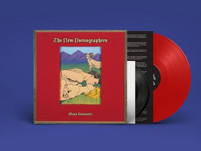 "PRE-ORDER Mass Romantic (Matador Revisionist History Edition) LP + 7"" main photo"