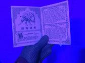 Fugitive Wizard - Extorris Magus: Lyric Book photo