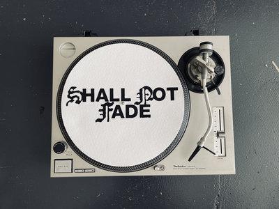 Shall Not Fade Slipmat (White & Black) main photo