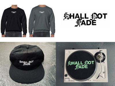 Shall Not Fade Merch Pack (Sweater, Slipmat, Cap) main photo