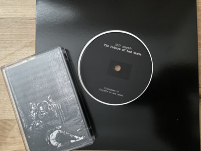 "Jeff Surak - Single/ALLGOLD 7"" lathe cut & cassette main photo"