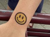 030303 Smiley Tattoo photo