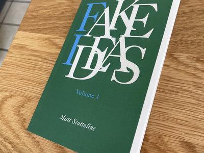 Fake Ideas Volume 1 Book main photo