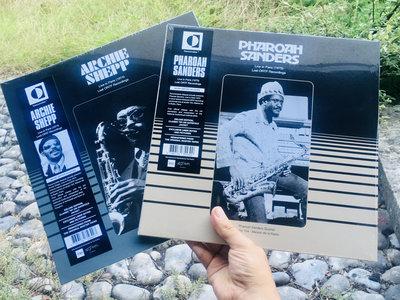 Special Package Jazz 2 LP : Sanders + Shepp main photo