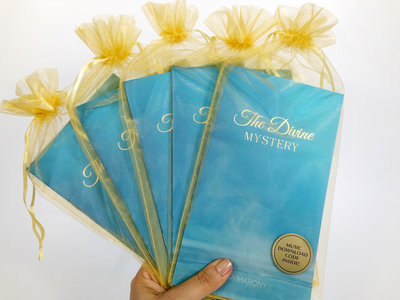 THE DIVINE MYSTERY - 5 Gift Pack Booklet-Albums w/ download codes (10% off) main photo