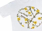 YFT002 - White T-shirt photo