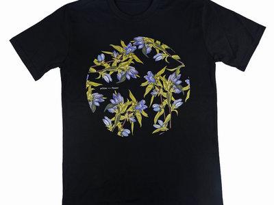 YFT004 - Black T-shirt main photo