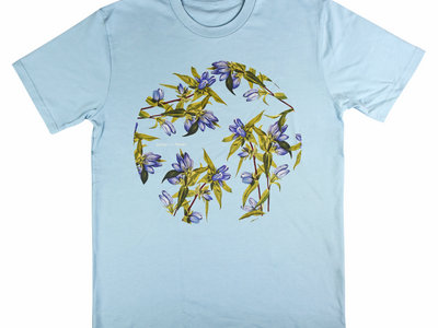 YFT006 - Light Blue T-shirt main photo