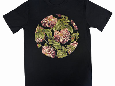 YFT007 - Black T-shirt main photo